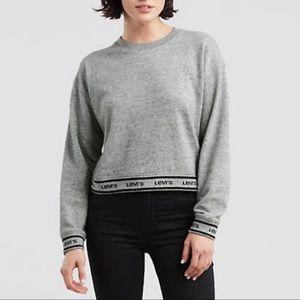 Levi's | Logo Trim Sweatshirt